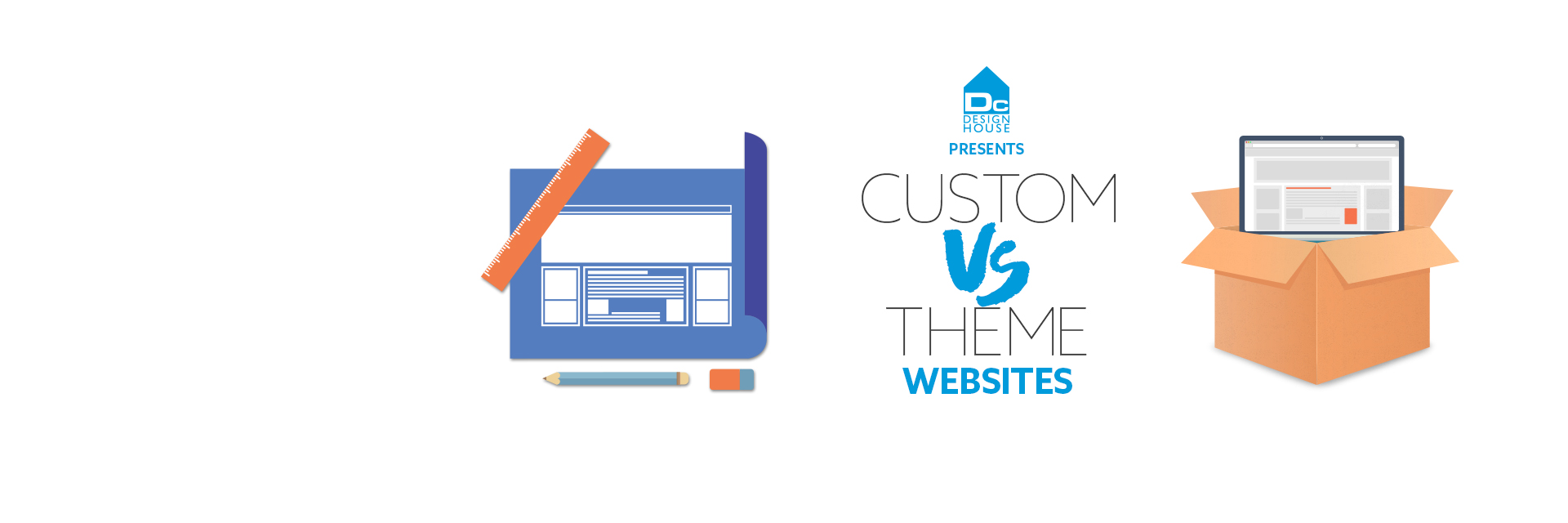 Dc Presents: Custom Vs Theme Websites – Part One