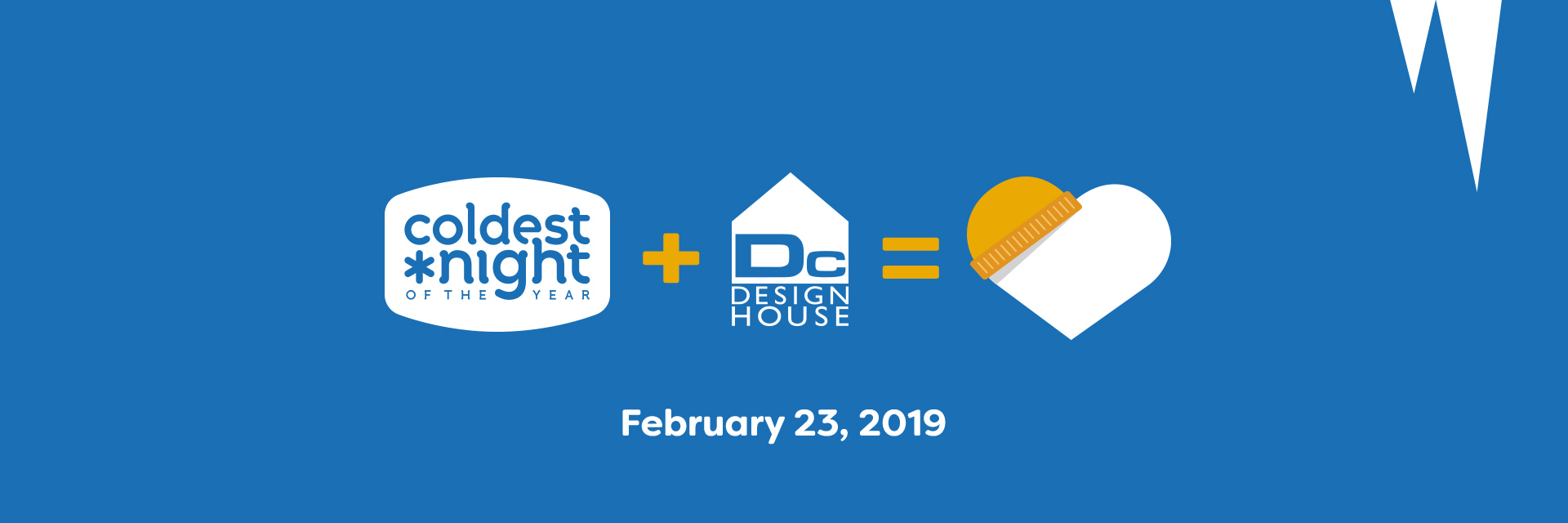 Dc Presents: Coldest Night of the Year 2019