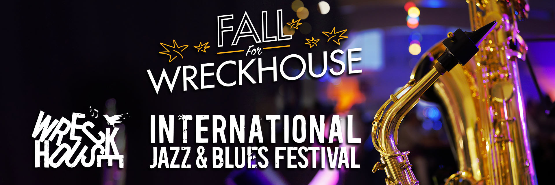 Fall For Wreckhouse
