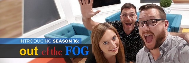Dc Presents: Out of the Fog