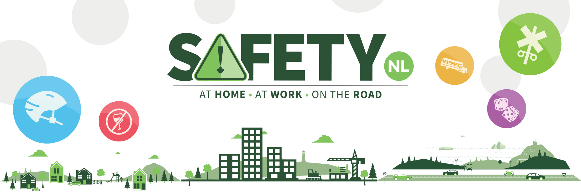 Dc Presents: Safety NL Rebrand