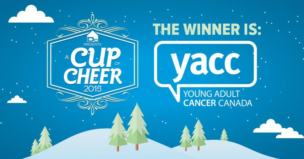 Cup of Cheer winner 2015