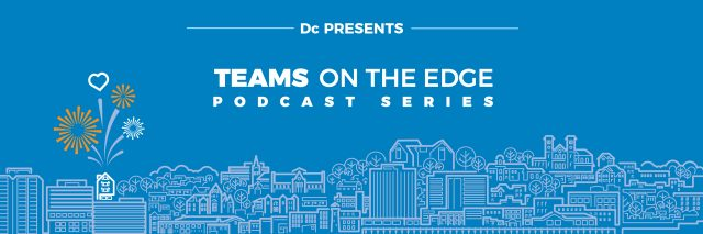 Dc Presents: Teams on the Edge Podcast Episode 7: Jamie Lewis, Designer