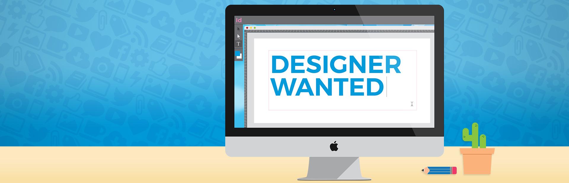 Graphic Designer Wanted