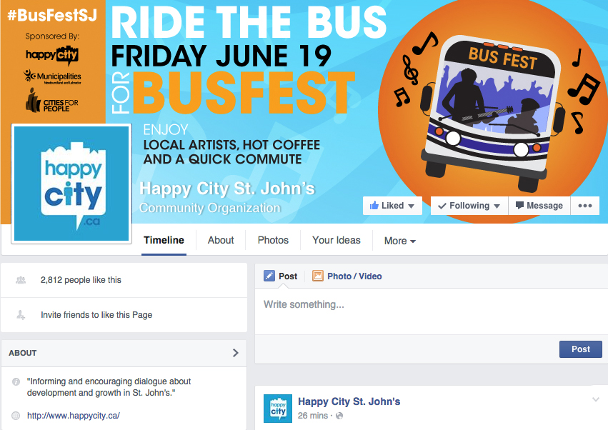 Busfest | DcDesignHouse.ca