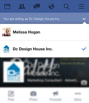 Facebook Self-Liking | DcDesignHouse.ca