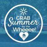 Grab Summer Blog Header Graphic