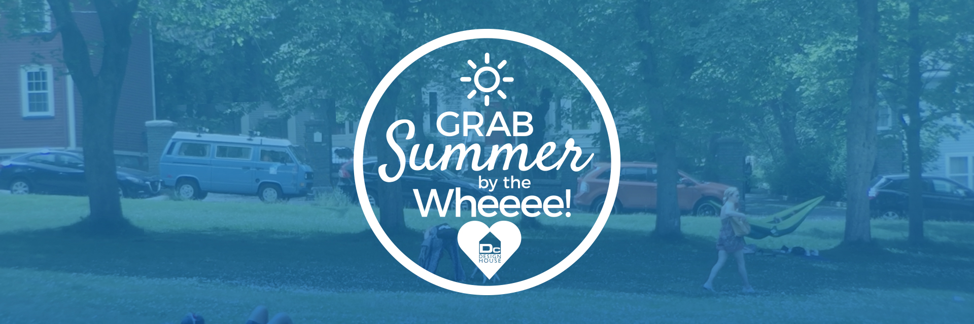 Grab Summer by the Wheeee!