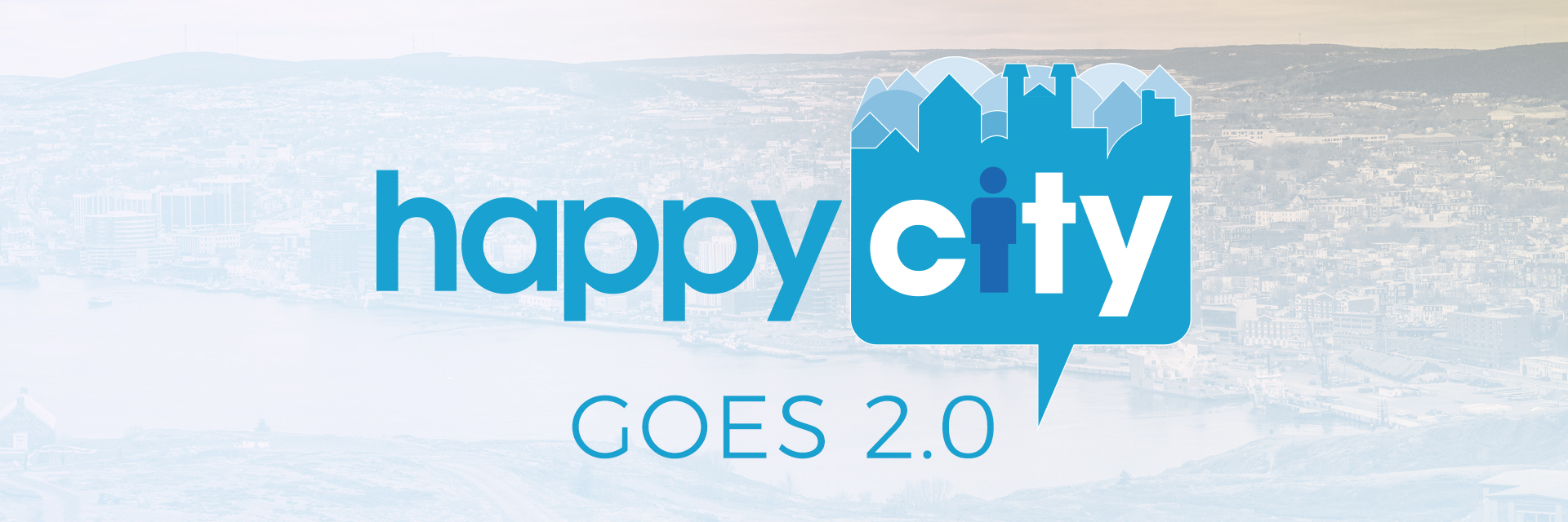 Happy City goes 2.0!
