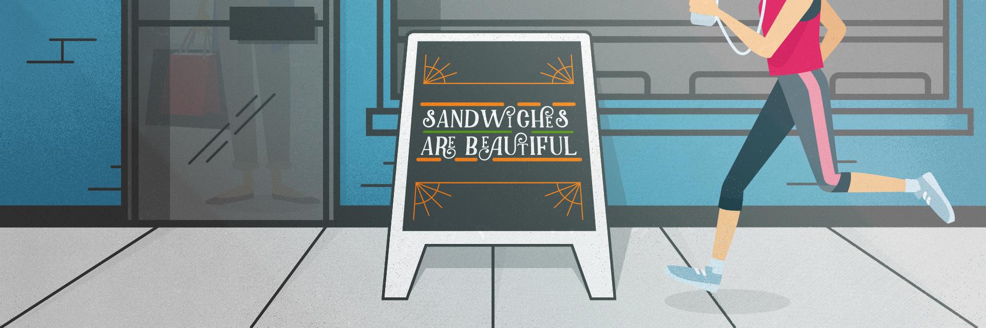 Sandwich (boards) are Beautiful