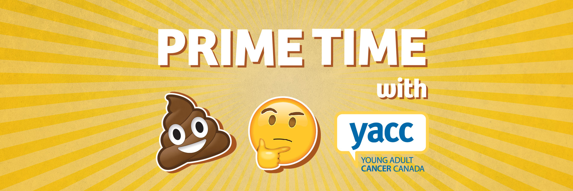 Prime Time for Young Adult Cancer Canada