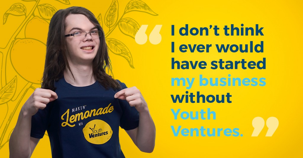 Youth Ventures NL Makin Lemonade