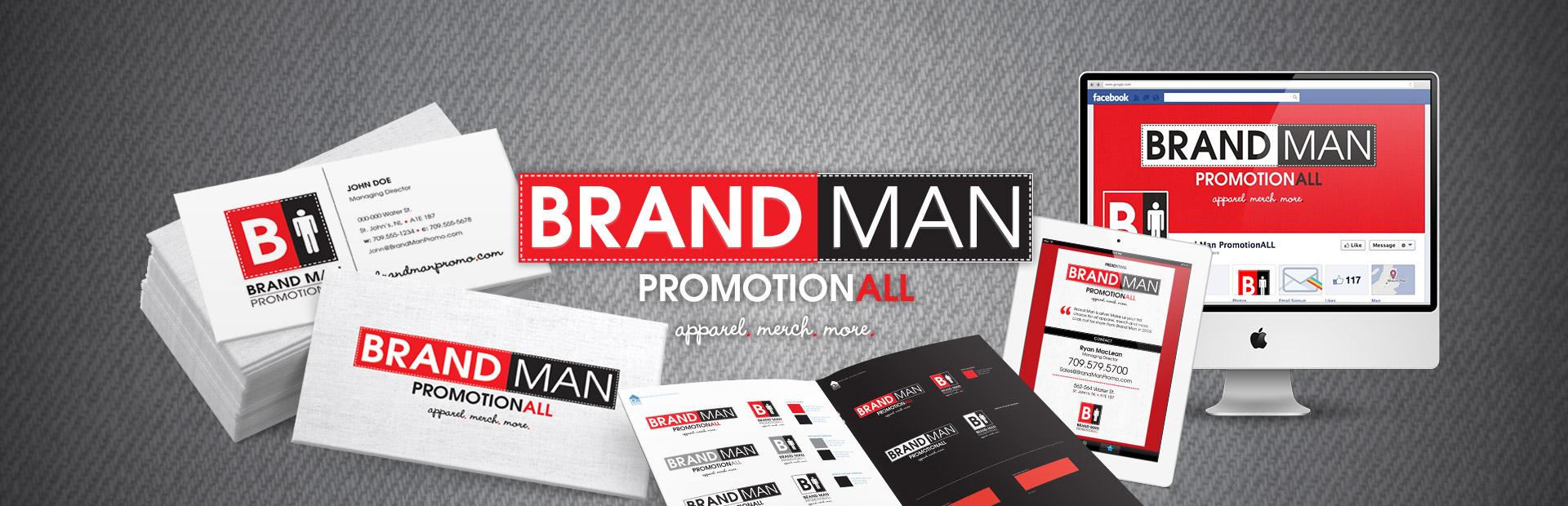 Branding for Brand Man