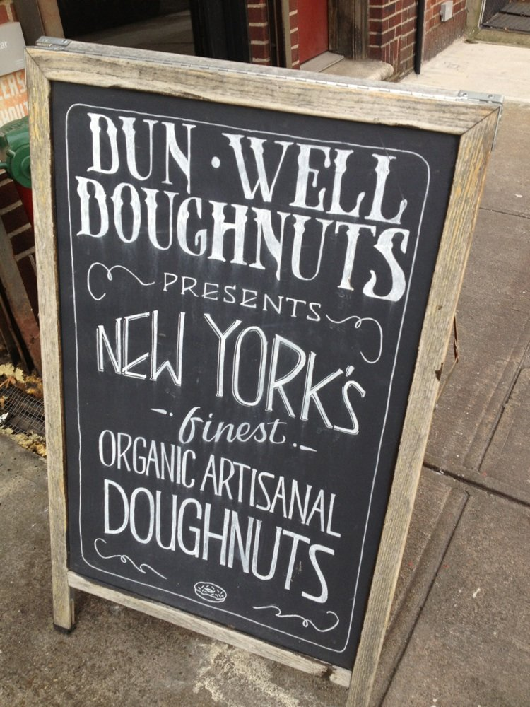 Dun Well Donuts
