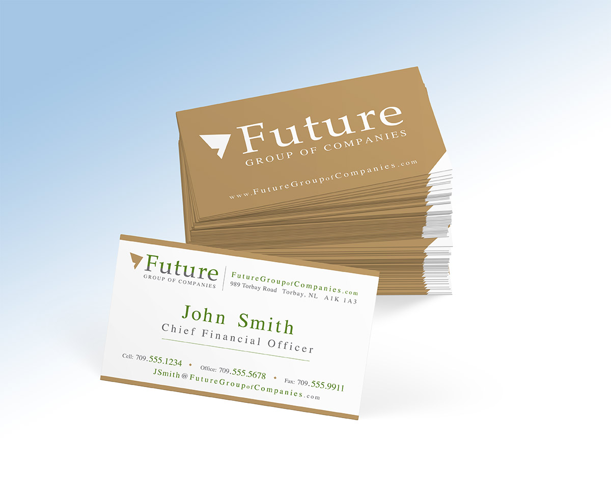 Business cards for future group of companies dc design house check it colourmoves