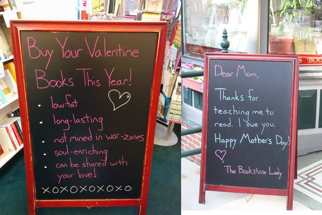 Mothers Day and Valentines day