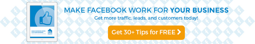 Make Facebook work for your business. Get more traffic, leads, and customers today!