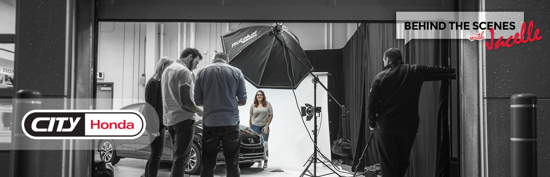 The Story of a Girl, Her Car, and a Commercial