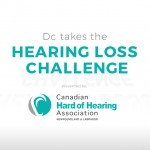 Read about our Hearing Loss Challenge.