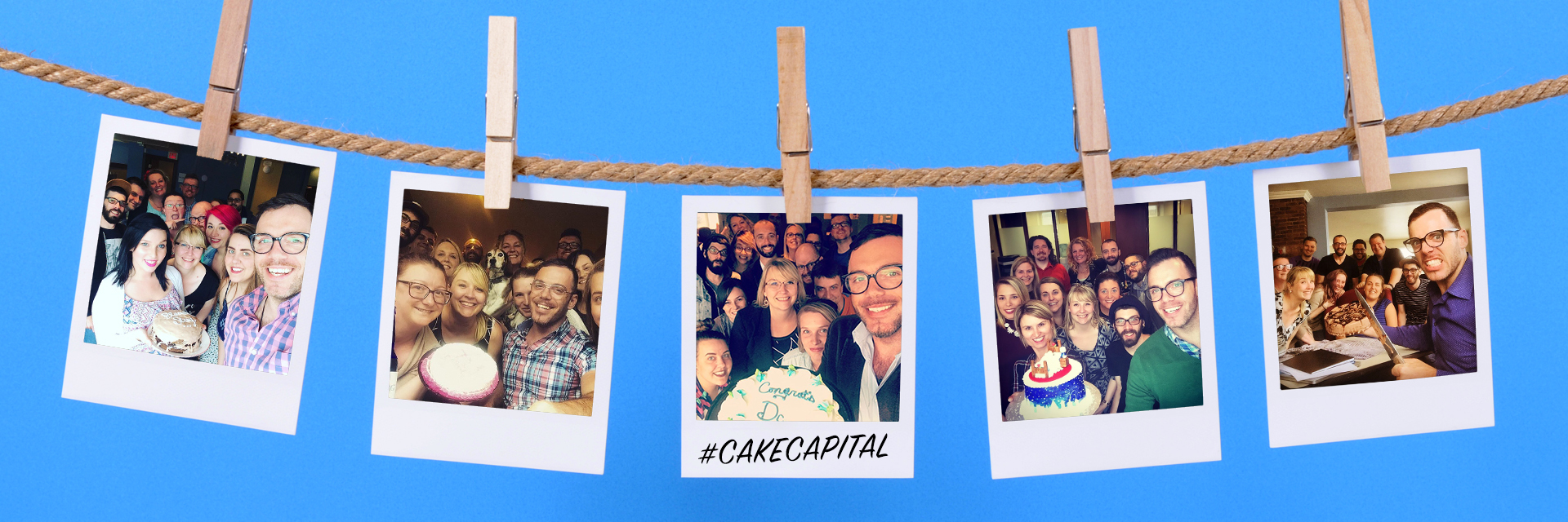 National Cake Day at #CakeCapital
