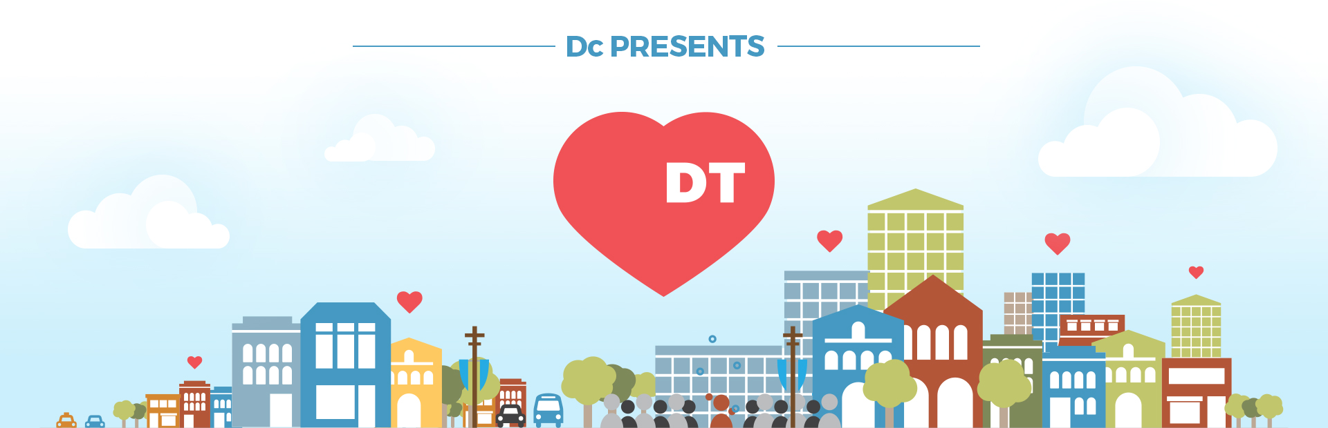 Dc Presents: How We Get Down(town)
