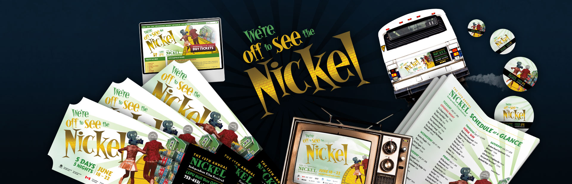 We're Off to See the Nickel
