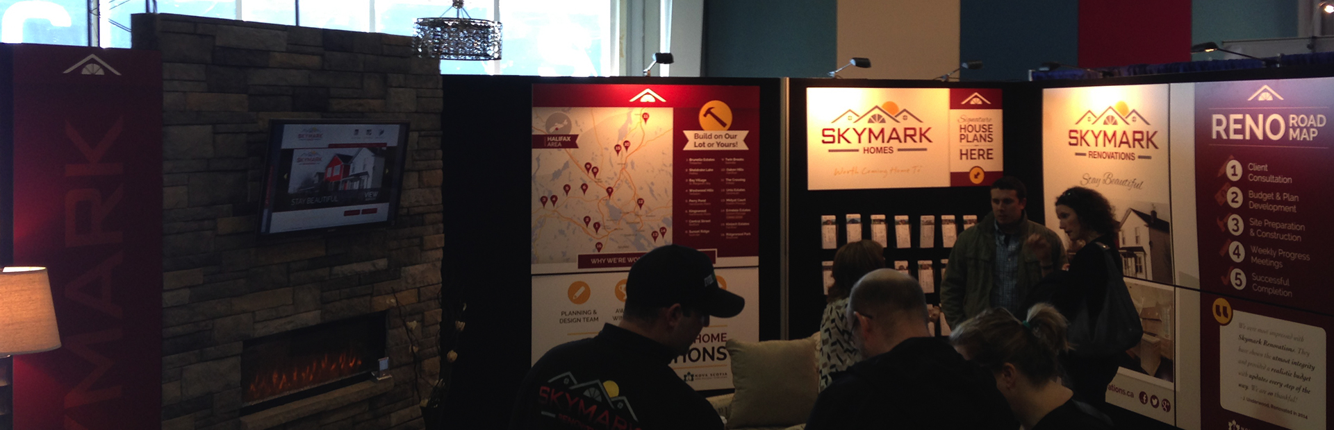 Make Your Skymark Home Show