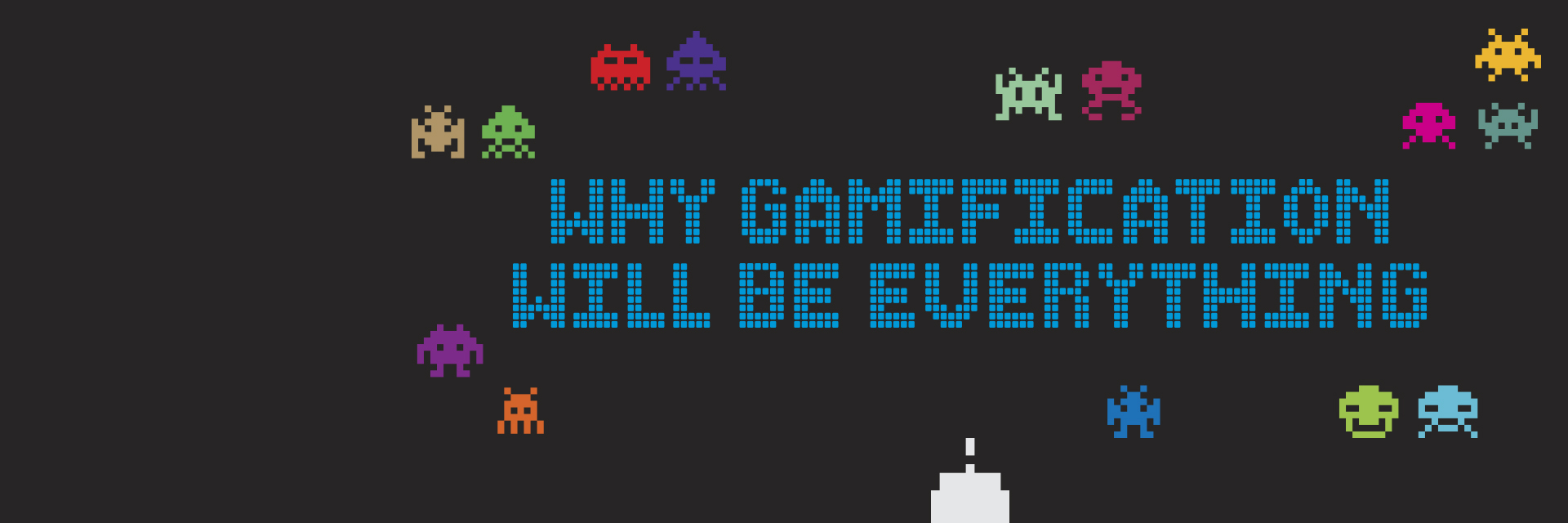 Dc presents: Why Gamification will be everything