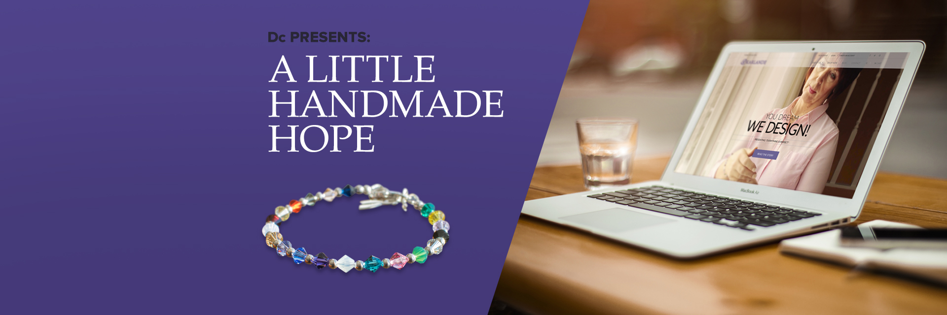 Dc Presents: A Little Handmade Hope