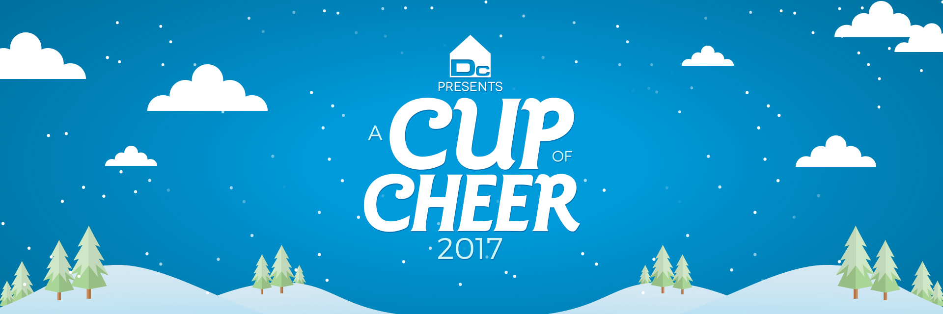 Dc Presents: Cup of Cheer 2017