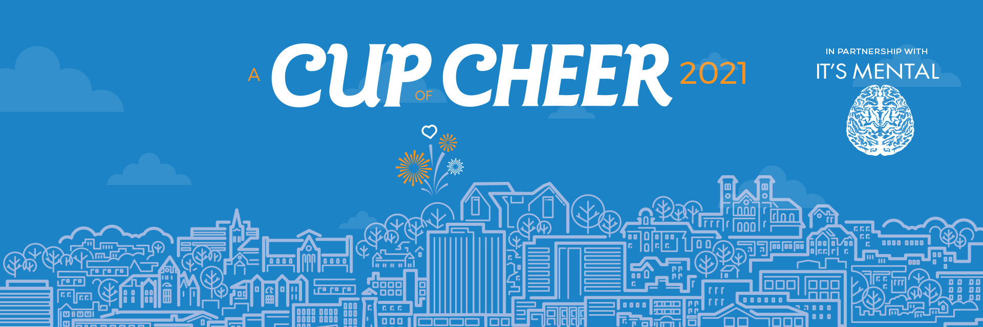 Dc presents: A Cup of Cheer for Mental Health – 25 chosen!