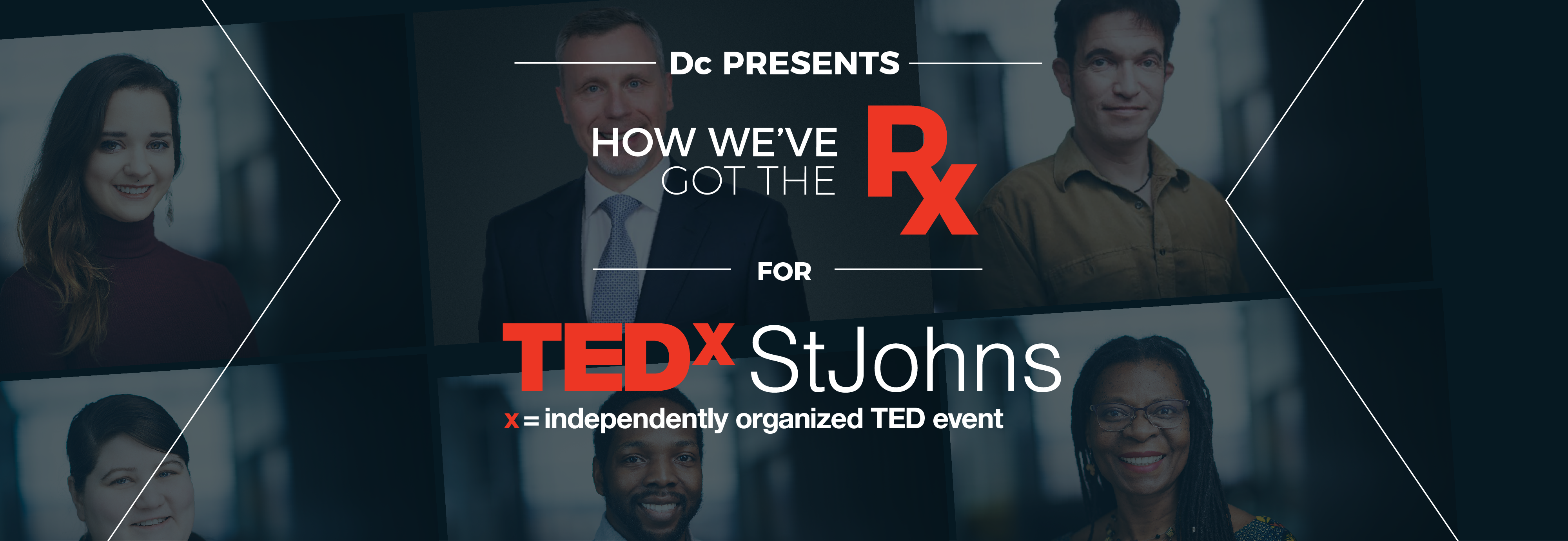 Dc Presents: How We've Got the Rx for TEDxStJohns
