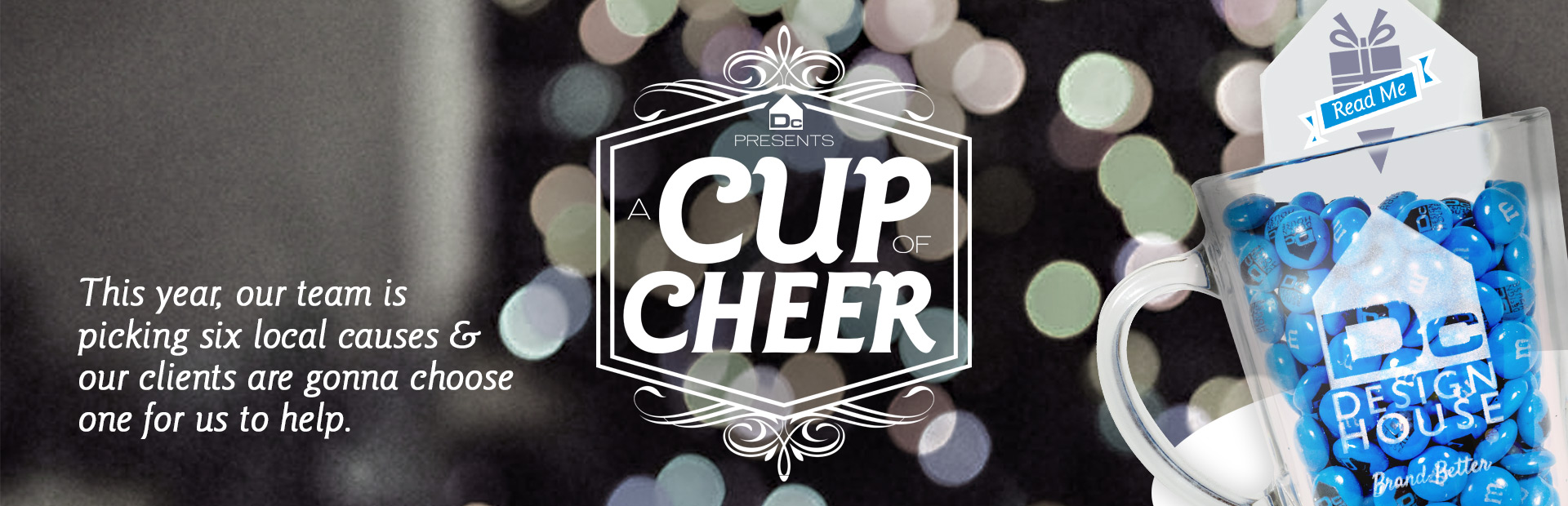 Catching up with our 'Cup of Cheer'