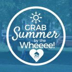 Grab Summer Blog Header Graphic