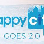 Happy City New Logo launch