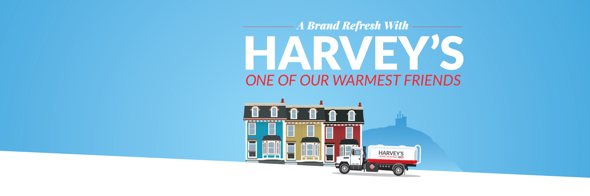 Dc Presents: Harvey's Home Heating Brand Refresh