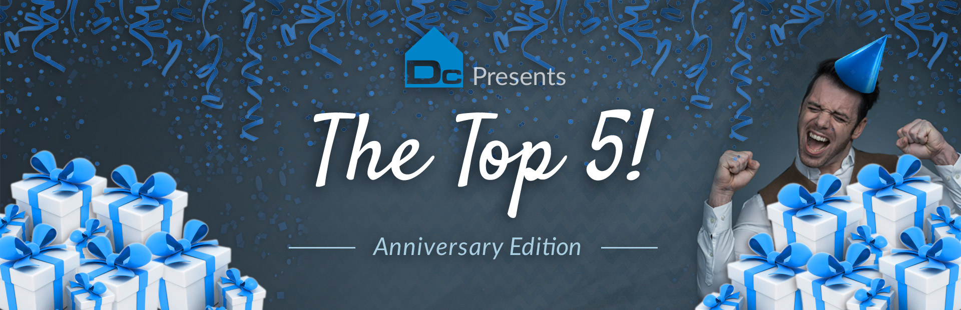 Top 5 Memorable Moments of the Last 5 Years